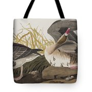 White-fronted Goose Tote Bag