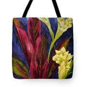White Gingers Tote Bag