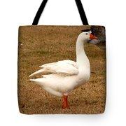 White Goose 2 Tote Bag