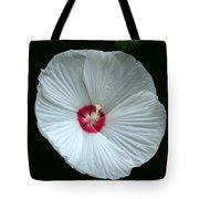 White Hibisci #18 Tote Bag