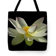 White Hot And Graceful Tote Bag