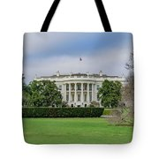 White House Tote Bag