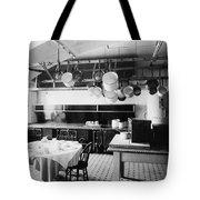 White House Kitchen, 1901 Tote Bag
