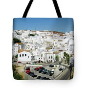 White Houses Tote Bag