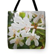 White Love 3 Tote Bag