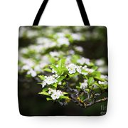 White Love 6 Tote Bag