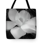 White - Magnolia - Beauty Tote Bag