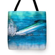 White Marlin -  From The Outer Banks Of North Carolina To Cape M Tote Bag
