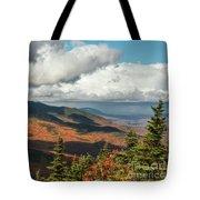 White Mountain Foliage Tote Bag