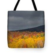 White Mountain Hillside Tote Bag