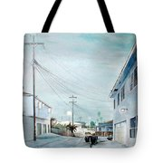 White Nights Tote Bag