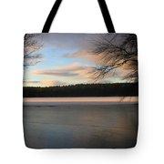 White Oak Pond Tote Bag