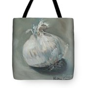 White Onion No. 1 Tote Bag
