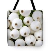 White Onions Tote Bag