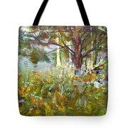 White Pine Tote Bag
