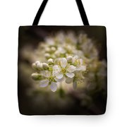 White Plum Blossom- 2 Tote Bag