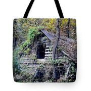 White River House Tote Bag