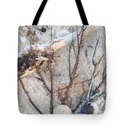 White Sand Beach Finds Tote Bag
