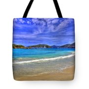 White Sands Beach Tote Bag