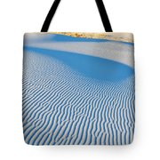 White Sands Magic Hour Tote Bag