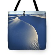 White Sands National Monument, Nm Usa Tote Bag