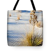 White Sands New Mexico Tote Bag