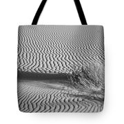 White Sands Ripples Tote Bag