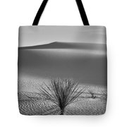 White Sands Yucca Tote Bag
