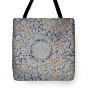 White Sunlight Tote Bag