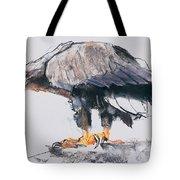 White Tailed Sea Eagle Tote Bag
