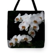 White Velvet Tote Bag
