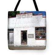 White Wahsed Tote Bag
