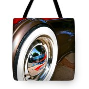 White Wall Tote Bag