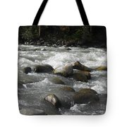 White Waters Tote Bag