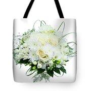 Wedding Bouquet  Tote Bag