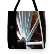 White Wheels Are Rolling Tote Bag