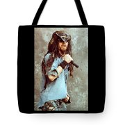 White Zombie 93-rob-0350 Tote Bag