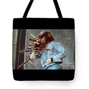 White Zombie 93-rob-0351 Tote Bag