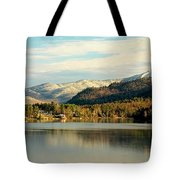 Whiteface Dusting Tote Bag