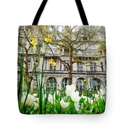 Whitehall Gardens Tote Bag