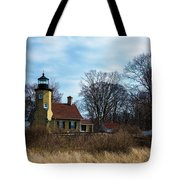 Whitehall Light Tote Bag