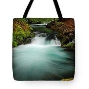 Whitehorse Falls 3 Tote Bag