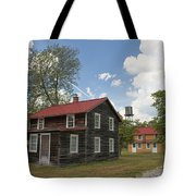 Whitesbog Village Tote Bag