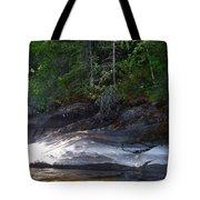 Whiteshell Provincial Park Lakeshore Tote Bag