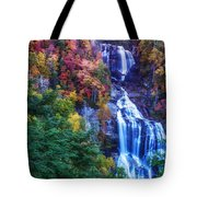 Whitewater Falls Tote Bag