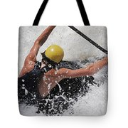 Whitewater Stretch Tote Bag