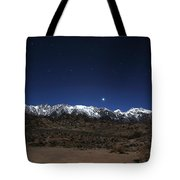 Whitney Nights Tote Bag
