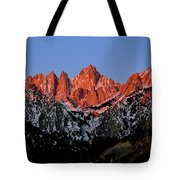 Whitney Sunrise Tote Bag
