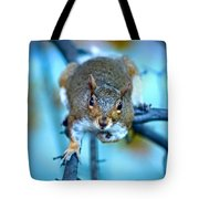 Who Are You Looking At? Tote Bag