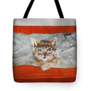 Who Found Who ? Tote Bag